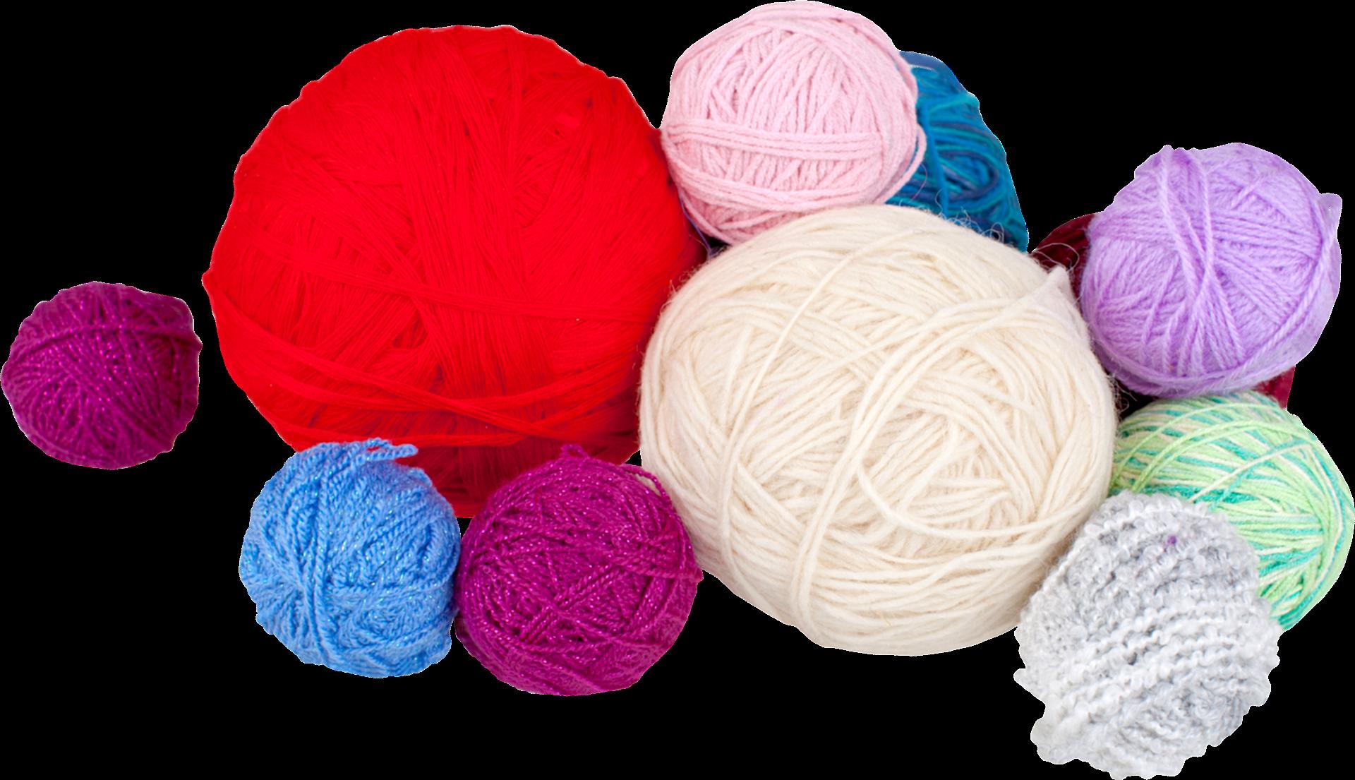 Набор ниток для вязания
