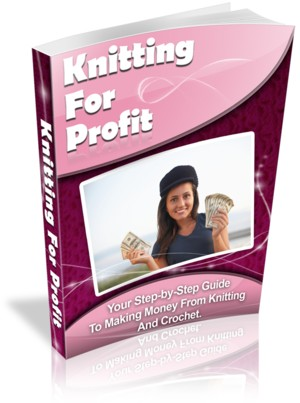 knitting for profit book
