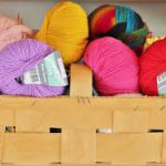 How To Knit Storage Baskets