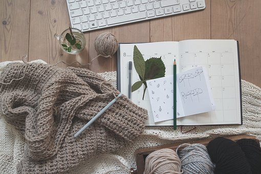 how to get started in knitting