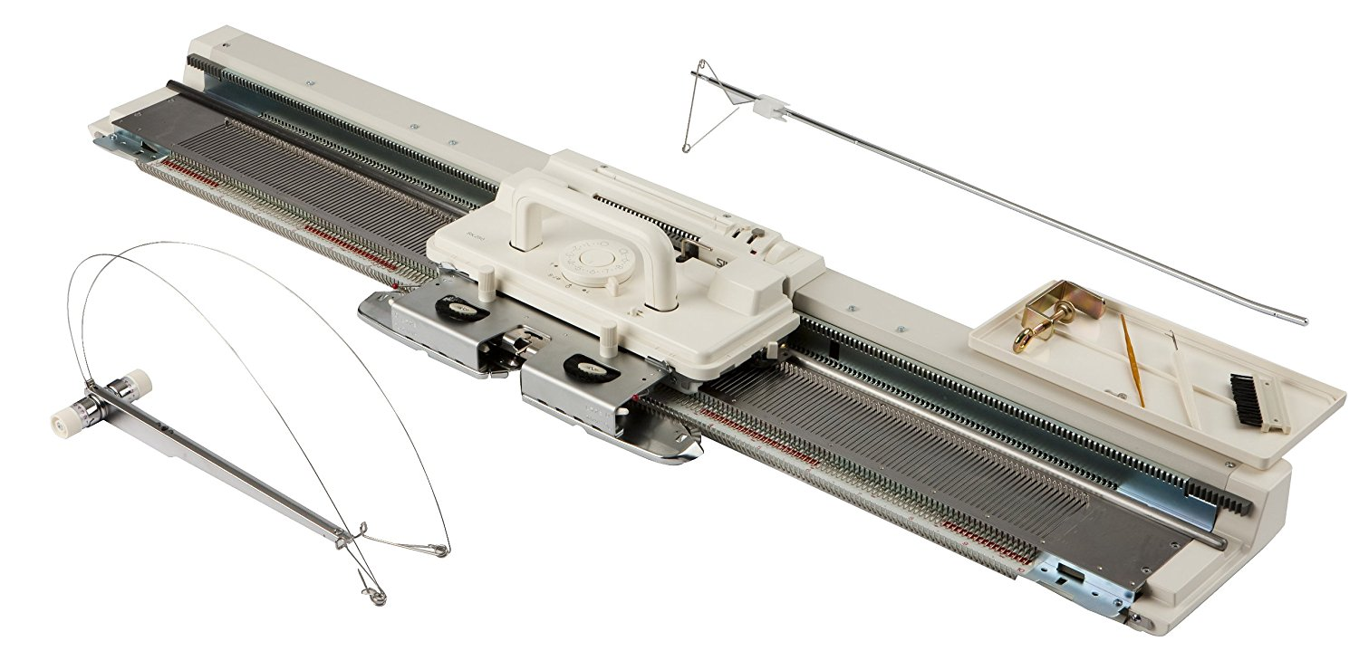 Silver Reed Knitting Machine