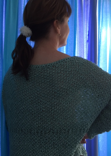 how to knit a sweater for beginners