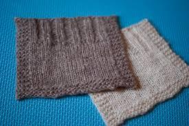 knit rib stitch