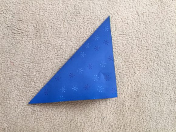 easy paper snowflakes
