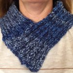 Neck Warmer Knitting Pattern – So Quick And Easy