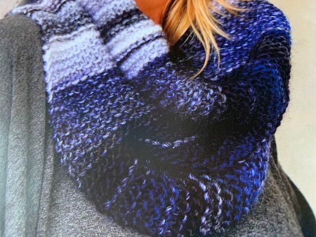 knit a neck warmer
