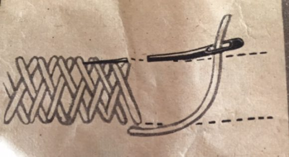 beginner embroidery stitches