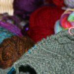 hand knitting stitches