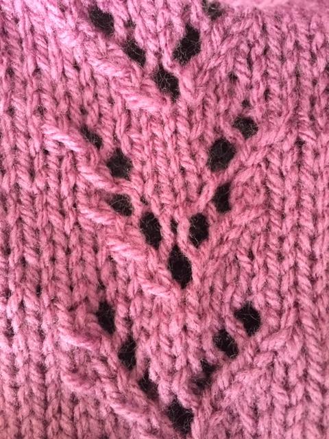 van dyke knitting stitch