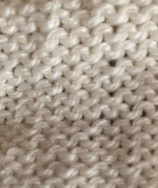 reverse stocking stitch