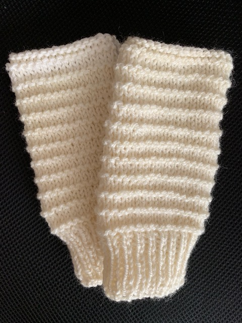 How To Knit Fingerless Gloves In Three Hours