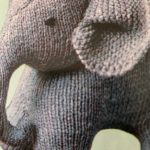 free knitting pattern elephant