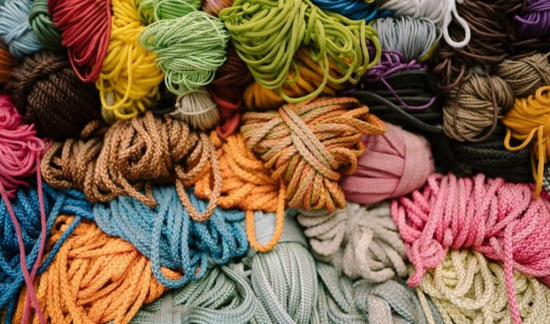types of knitting yarn