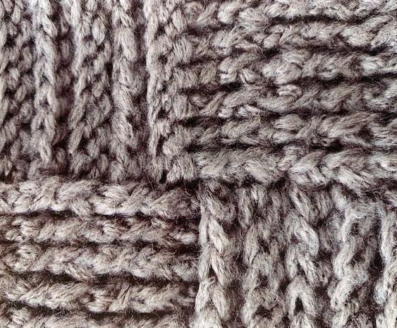 basket weave crochet stitch instructions