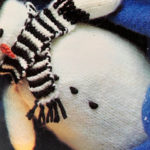 Free Knitted Snowman Pattern Just For You