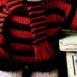 Free Knitting PAT – Footballer Teddy