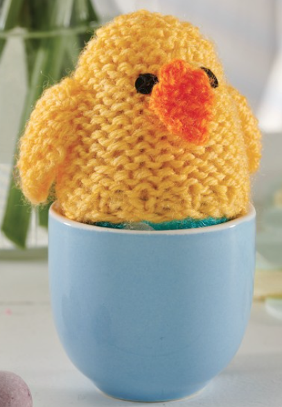 knitted egg copies